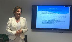 FITA cierra su máster con una masterclass de emociones en pacientes con TCA