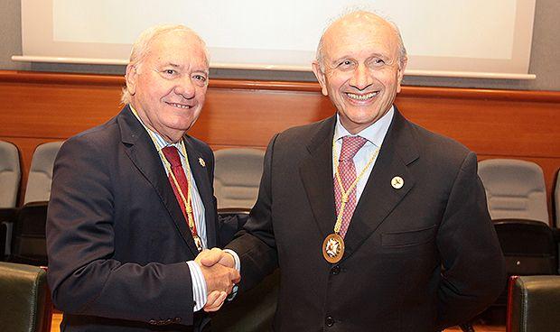 Florentino Pérez Raya, nuevo presidente del Consejo General de Enfermería