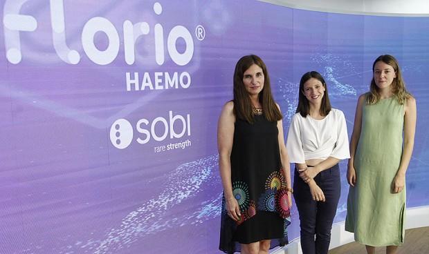 """""""Florio Haemo aumenta la adherencia del paciente con hemofilia"""""""