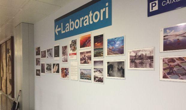 FotoEnfermería desembarca en el Hospital Universitario de Cataluña