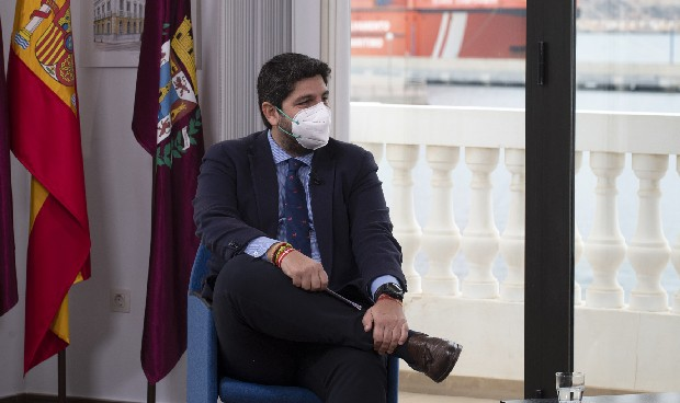 Fracasa la moción de censura en Murcia: la sanidad seguirá siendo del PP
