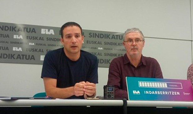 """Fractura en la huelga médica navarra: """"No defienden la sanidad pública"""""""