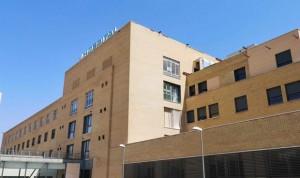 Francisco de Asís Marcilla, nuevo jefe de Interna del Hospital de Alcañiz