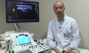 Francisco de Asís Triviño, director médico del Reina Sofía de Córdoba
