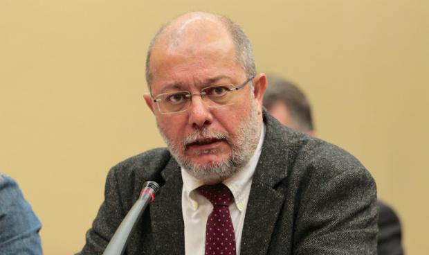 Francisco Igea quiere repetir como portavoz de Sanidad de Ciudadanos