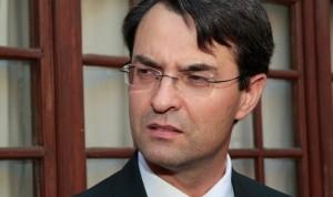 Francisco Javier Montes, cesado de la Gerencia Sanitaria de Palencia