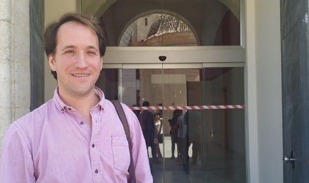 Francisco Miguel Fenollar, director médico del Departamento de Alcoy