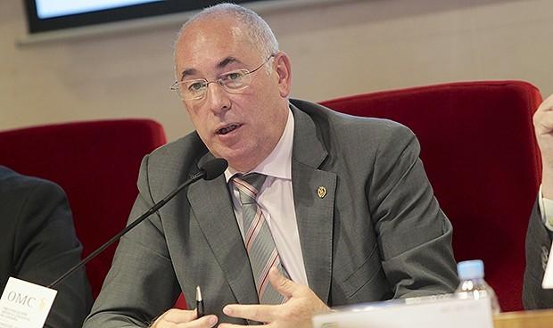 Francisco Miralles, nuevo presidente del Colegio de Médicos de Murcia