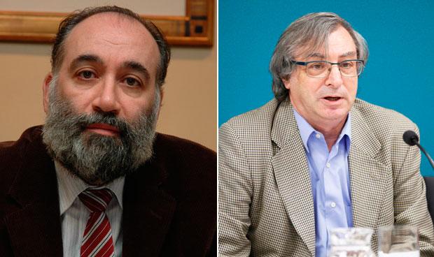 Francisco Santolaya Ochando y Fernando Chacón