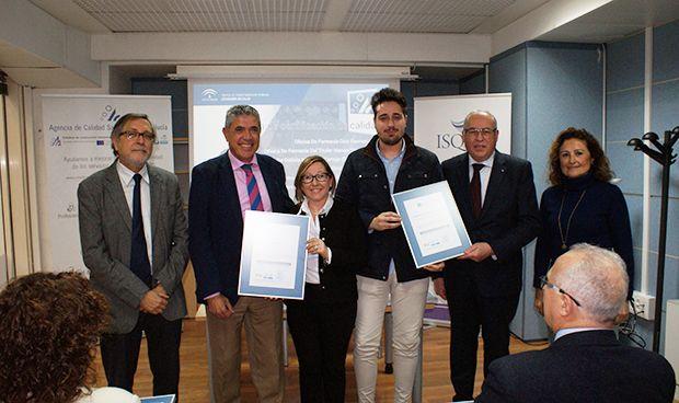 Fresenius recibe la máxima distinción de calidad sanitaria en Andalucía