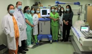 Fuenlabrada instala un nuevo equipo de cirugía radioguiada oncológica
