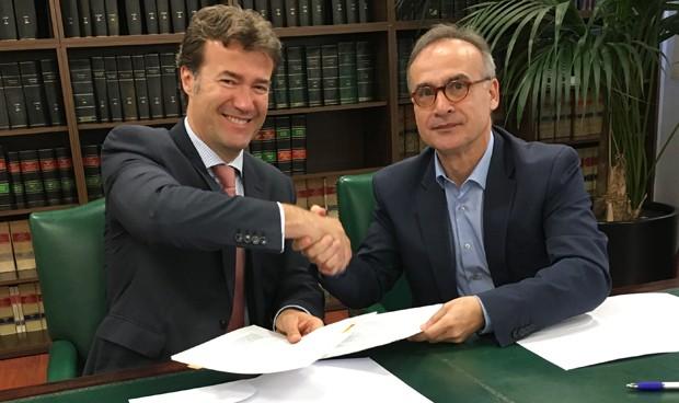 Fundación AstraZeneca dota con 20.000 euros los proyectos de cuatro jóvenes