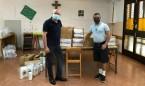Fundación Cofares dona productos de higiene y alimentación a Cáritas