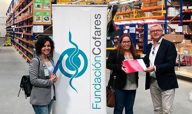 Fundación Cofares hace entrega de dos donaciones en Betanzos