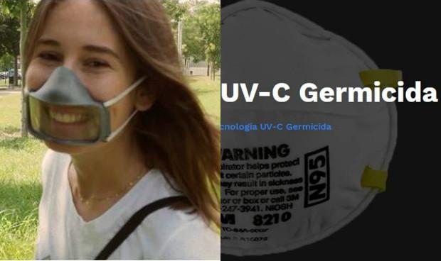 Fundación Quaes premia las mascarillas transparentes y desinfección de EPIs
