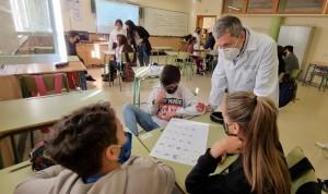 La Fundación Quirónsalud promueve hábitos saludables en institutos