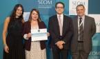 Fundación SEOM y Roche entregan dos becas de formación de 70.000 euros