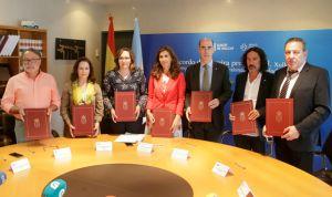 "Galicia firma un acuerdo ""histórico"" de carrera profesional sanitaria"