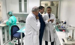Galicia instaura la preparación gravimétrica de medicamentos peligrosos