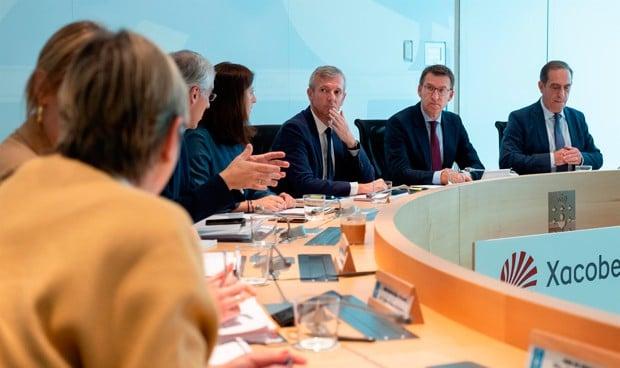 Galicia ofrece contratos de tres años a Enfermería