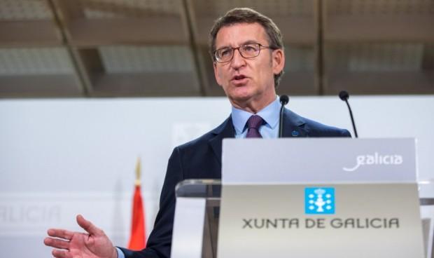Galicia valora relajar en unas semanas el uso de mascarillas en exteriores
