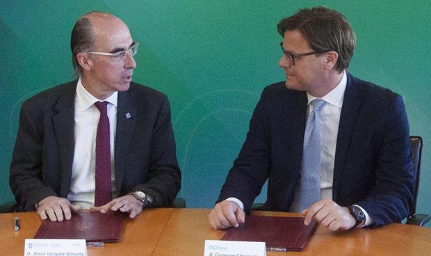Galicia y Chiesi acuerdan el desarrollo de estrategias contra la EPOC
