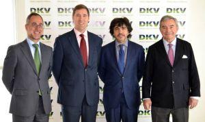 """Garcés felicita a DKV por sus planes de conciliación: """"Sois un ejemplo"""""""