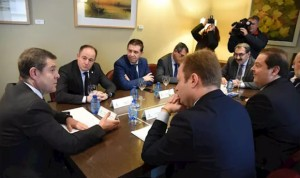 García-Page autoriza 104 millones para reformar el Hospital de Albacete