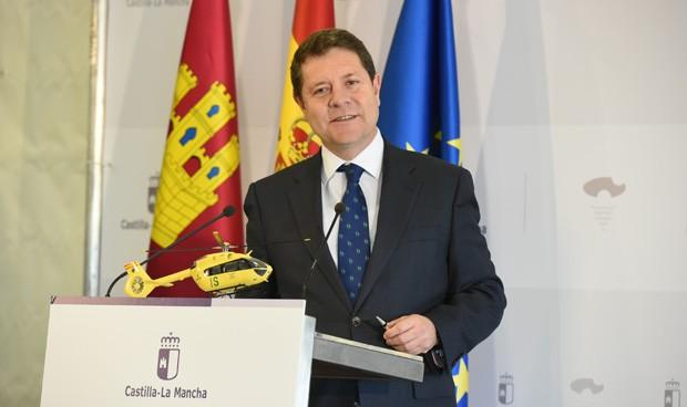 """García Page: """"El balance sanitario de 2016 resulta extraordinario"""""""