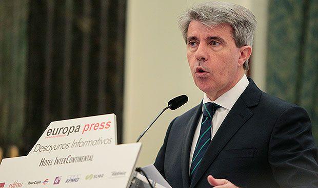 Garrido anuncia un 20% más de inversión para el nuevo Hospital La Paz