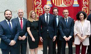 """Garrido: """"Con estos nombramientos queremos mejorar la sanidad madrileña"""""""