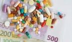 El gasto farmacéutico se frena un 1% en octubre y alcanza los 942 millones