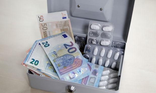 El gasto farmacéutico se 'desinfla': cae un 1,7%, hasta los 2.831 millones
