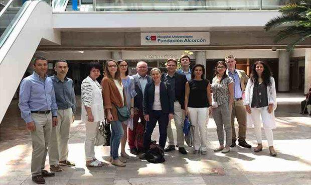 Gestores sanitarios europeos se dan cita en la Fundación Alcorcón