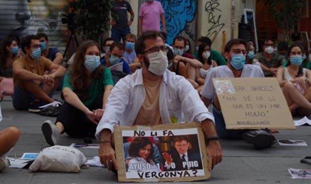 Giro de 180º en la actitud negociadora de Sanidad y MIR valencianos