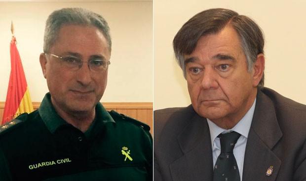 González y la Guardia Civil tratan la seguridad de las farmacias madrileñas