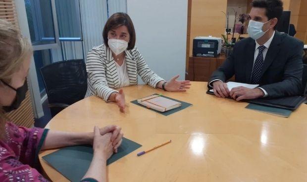 Gonzalo Aparicio, director de Farmacia del Servicio Riojano de Salud