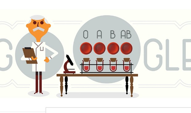 Google da brillo al inmunólogo Landsteiner