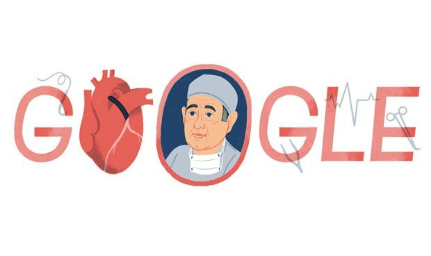 Google homenajea a René Favaloro con un doodle