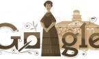 Google rinde tributo a la pionera del feminismo médico