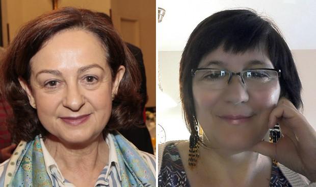 Gracia Álvarez y Silvia Espinosa