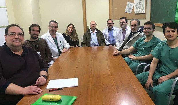 Granada participa en un proyecto internacional sobre cáncer de próstata