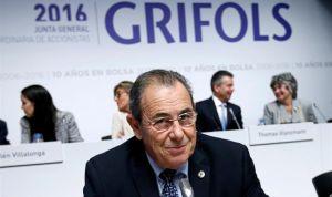 Grifols apunta a una nueva terapia para ralentizar el alzhéimer
