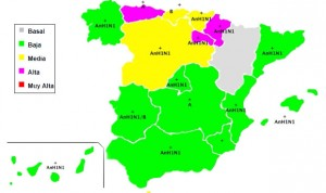 Gripe: España marca nuevo pico en 2020 con dos casos por 1.000 habitantes