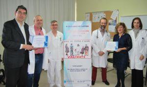 Gripe: La Xunta premia a los centros de salud por la campaña de vacunación