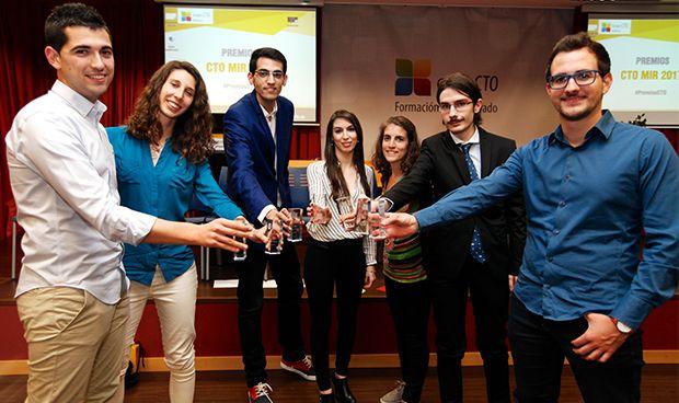 Grupo CTO premia el talento de sus 69 mejores alumnos en el #2MIR17