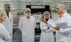 GSK invertirá cerca de 13 millones en sus instalaciones en Aranda del Duero