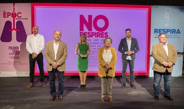GSK lanza 'Respira', un documental para sensibilizar sobre EPOC