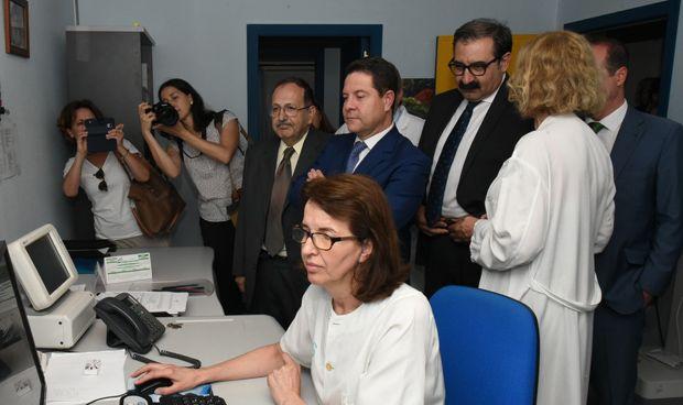Guadalajara ahorra desplazamientos a 1.200 pacientes con un nuevo TAC