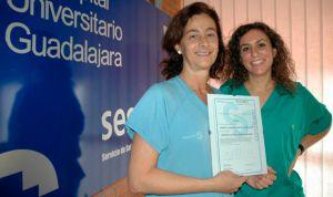 Guadalajara renueva su título de hospital seguro en el preoperatorio